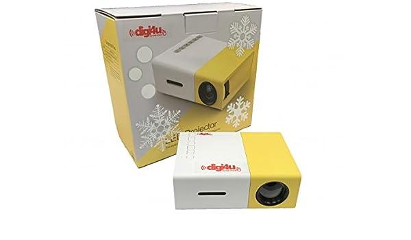 Digi4U Navidad Ventana Effect FX Feier Día proyector Kit: Amazon ...