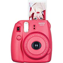 Fujifilm Instax Mini 8 Instant  Camera  (Wild Raspberry)