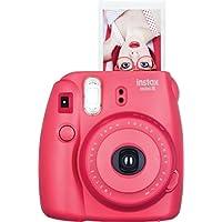 Fujifilm Instax Mini 8 Instant Film Camera (Raspberry)...