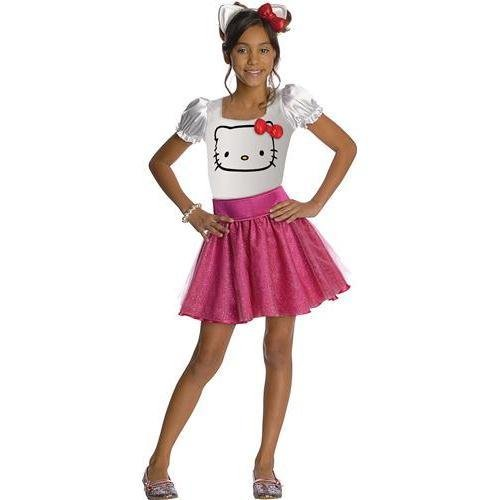 Unknown costumes for all occasions ru884752sm hello kitty Pink, white]()