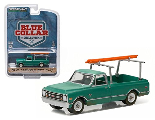 NEW 1:64 GREENLIGHT BLUE COLLAR COLLECTI - Light Blue Collection Shopping Results