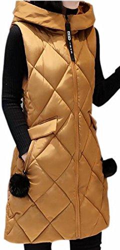 Quilted Hooded Zip Sweatshirt - 8