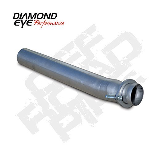 Diamond Eye Manufacturing 165034 Cat Test Pipe Stainless 3.5