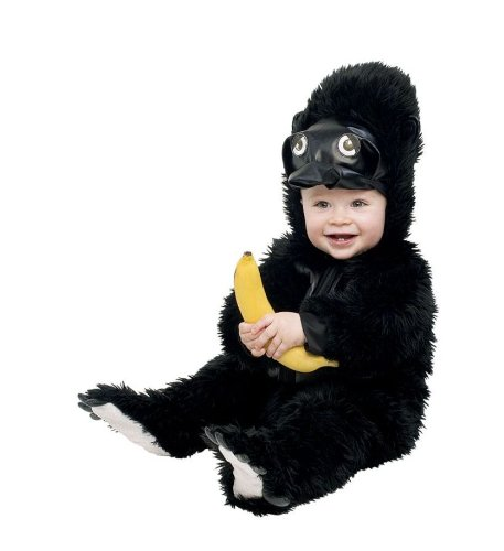 gorilla infant costume
