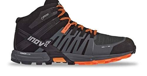 (Inov-8 Men's Roclite 320 GTX Trail Running Boot - Black/Grey/Orange - 000716-BKGYOR-M-01 (Black/Grey/Orange - 15))
