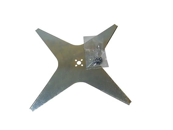 Cuchilla para cortacésped 290 mm: Amazon.es: Bricolaje y ...