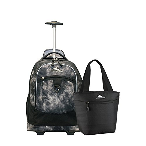 High Sierra Chaser Backpack & Lunch Tote Set (Atmosphere/Black)