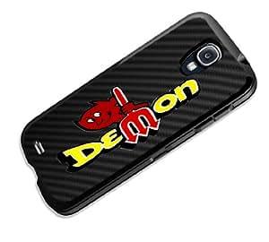 Amazon.com: Dodge Demon Logo Galaxy S4 Cell Cover NEW
