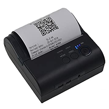 Pegasus Pos-8001ln 80mm bluetooth impresora de recibos ios ...