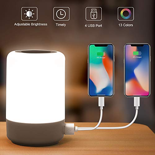 Table Lamp Touch Night