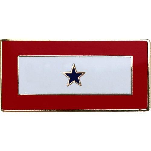 Blue Star Service Pins (Blue Star Service 7/8