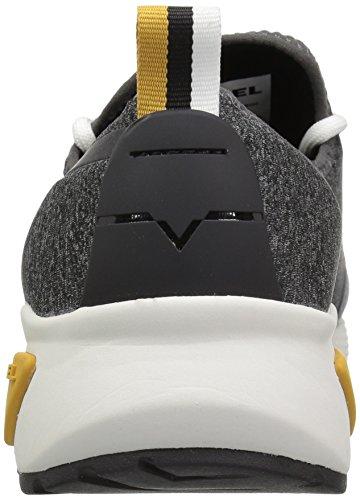 Diesel Men's SKB S-Kbyy Sneaker Nine Iron/Freesia Yellow 2014 new cheap online outlet buy F8CQAo
