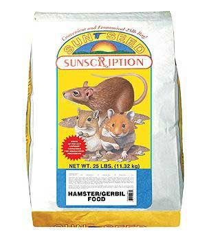seed mix for hamsters - 8