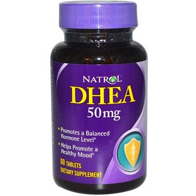 Natrol DHEA 50 Tablets