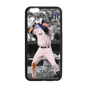 Derek Jeter MLB New York Yankees Star iPhone 6 5.5