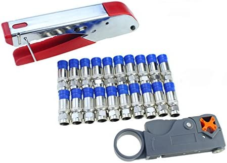 Crimper Elibbren Compression Stripper Connectors product image