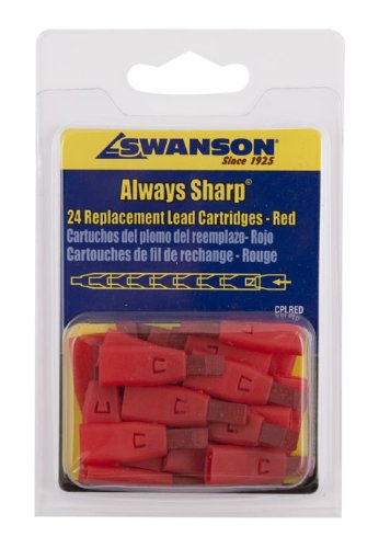 Swanson CPLRED Replacement Cartridges AlwaysSharp