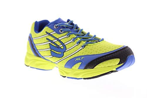 Spira Stinger XLT 2 Men's Running Shoes Size US 9.5, Regular Width, Color Yellow/Blue