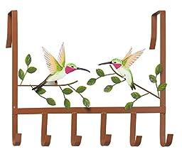 Hummingbird Over the Door Hooks