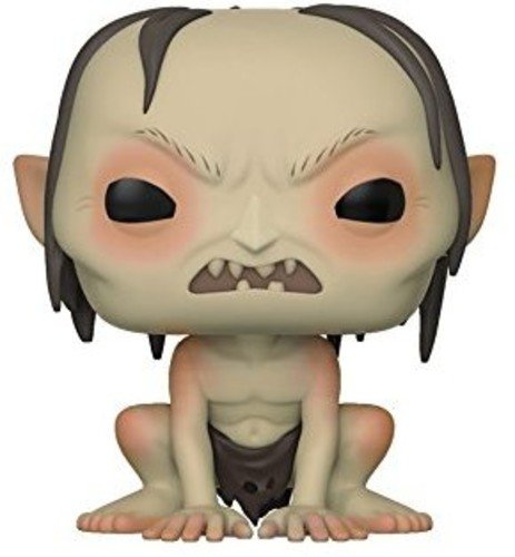 (Funko POP! Movies: Lord of The Rings - Gollum (Styles May Vary) Collectible)