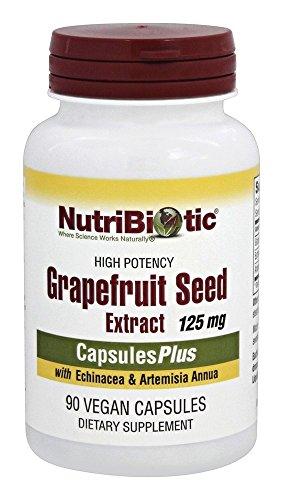 Nutribiotic Gse Capsules Plus, 125 Mg, 90 Count