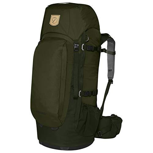 Fjallraven F27193 Abisko 65 Hiking Daypack, Olive