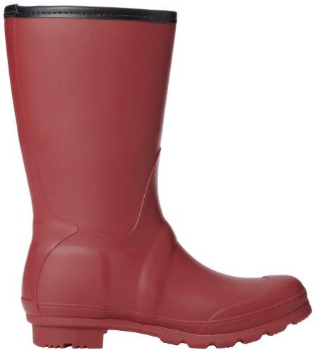 Kamik Womens Jenny Rain Boot Burgundy_bourgogne