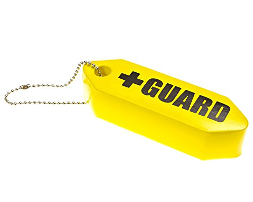 BLARIX Lifeguard Rescue Tube Float Keychain Floating Key chains (Floating Keychain)