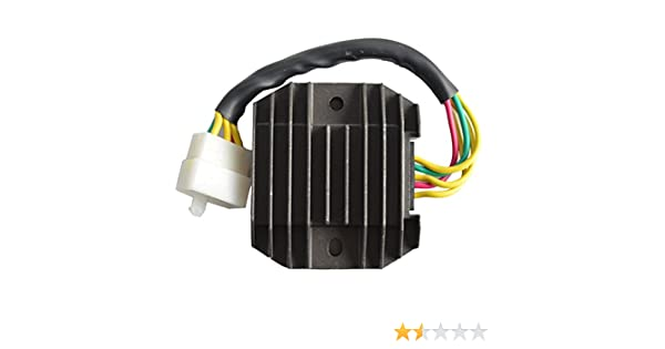 AHL Motorcycle Voltage Rectifier Regulator for Yamaha YZF-R1/YZF R1/1998-2001