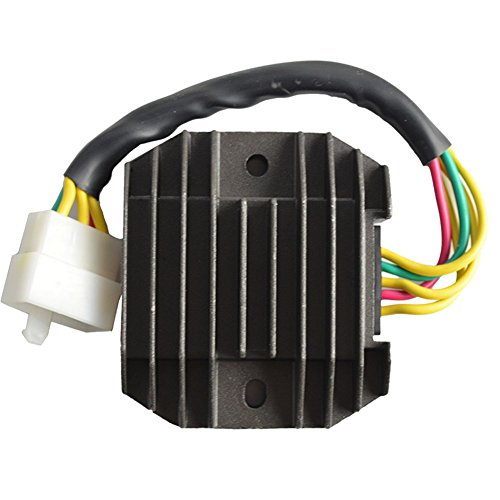 1998 2000 Yamaha Regulator Rectifier - 3