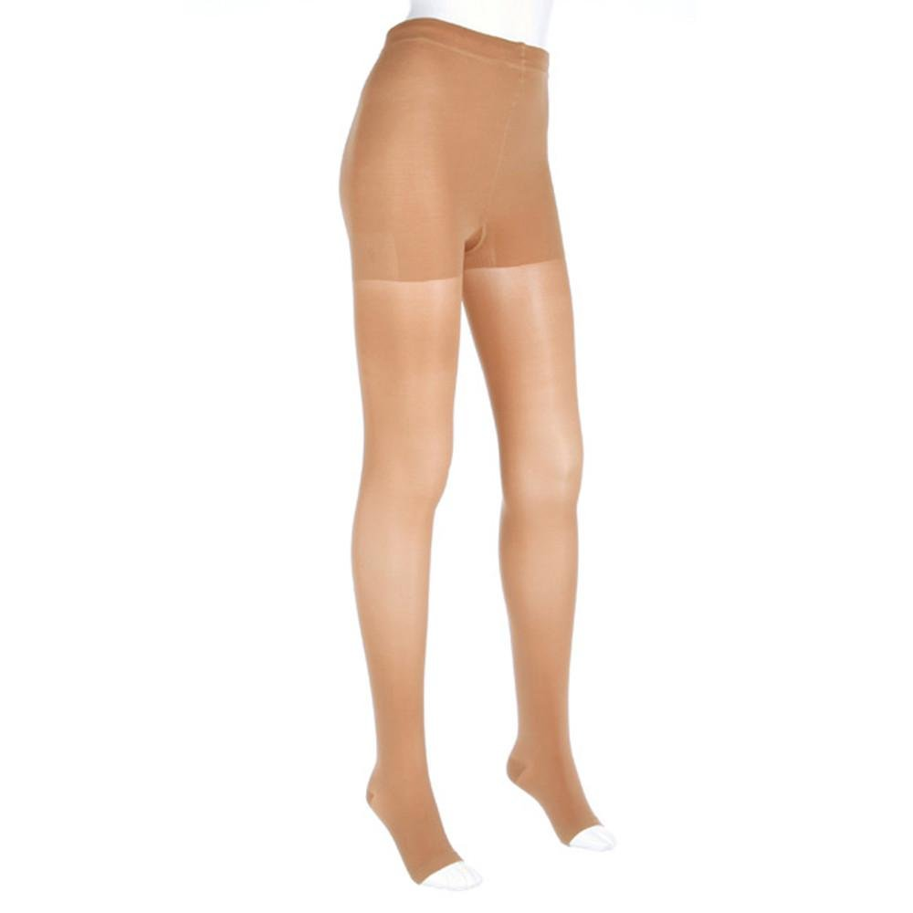 mediven plus, 30-40 mmHg, Compression Maternity Pantyhose, Open Toe by Medi