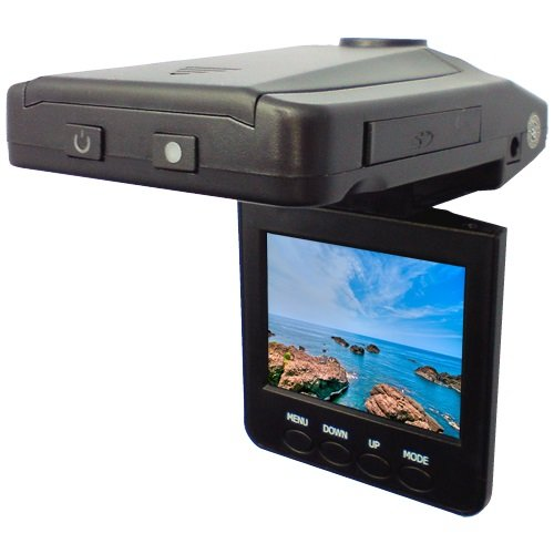 Broadwatch Car drive recorder(120Deg Camera)