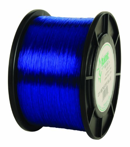 1 Lb Line Monofilament Spool - ANDE Monster Monofilament Line with 80-Pound Test, Blue, 1-Pound Spool