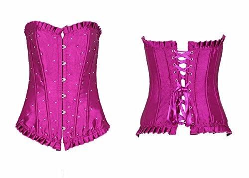 Yall La Sra reúnen cuidado de la mama femenina que forma el abdomen Purple