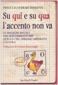 Amazonit Su Qui E Su Qua Laccento Non Va Le Magiche Regole Per