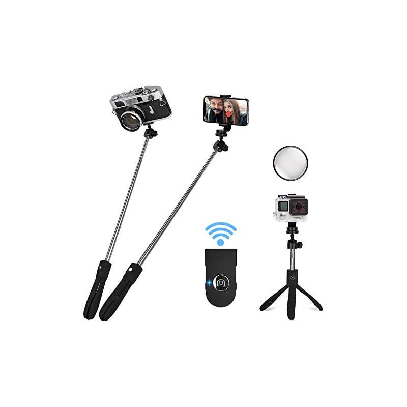 Alybrol Selfie Stick,Professional Blueto