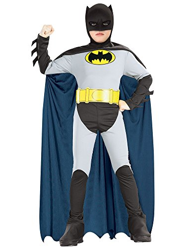 Boy's Classic Batman Costume