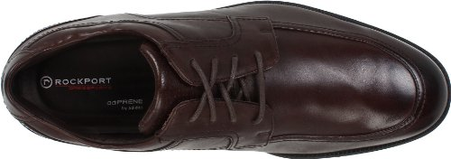 Rockport Mens Dressport Oxford Marrone Scuro