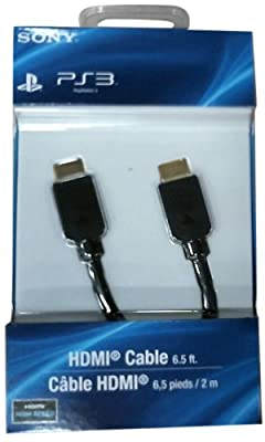 CABTE High speed HDMI 1.4 HDMI cable 10ft 1080p with mesh&filters supports 3D&blue ray