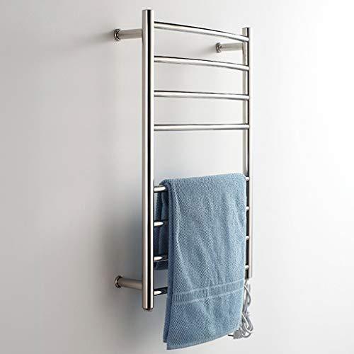 Toallero eléctrico de Pared de 8 Barras, toallero de baño ...