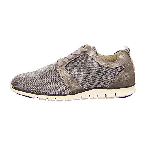 Zapatos plateado Bullboxer para mujer Rdtz7u