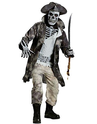 Bones Black Silver Edges - 7