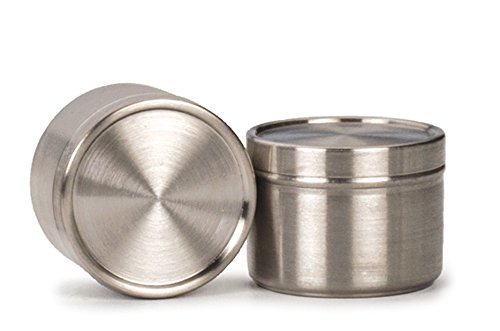 RSVP Endurance Stainless-Steel Spice Tin