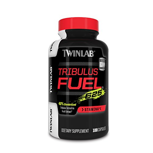 Twinlab Tribulus Fuel Capsules, 100 Count
