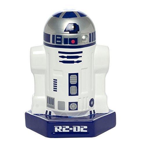 Star Wars R2d2 Ceramic Bank On A Pedestal By Fab Starpoint