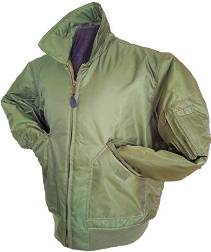 Hombre MA2 Bomber Security Flight Piloto Chaqueta De Combate ...