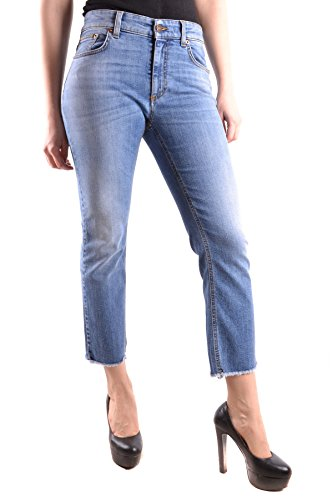 Jeans Bleu MCBI384042O Femme Coton Reign 047qRxIA