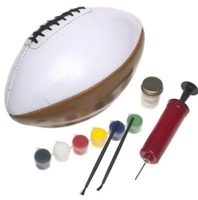 Boy Craft Paint Your Own Football Paint & Play by Boy Craft