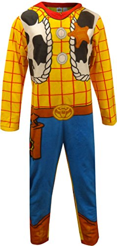Disney Toy Story Woody Graphic 1 Piece Union Suit - (Toy Story Pajama Adult)