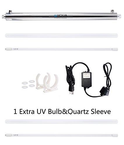 Uv 3 Quartz Sleeve - 3
